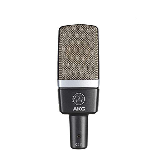 AKG C214 Professionelles Großmembran-Kondensatormikrofon