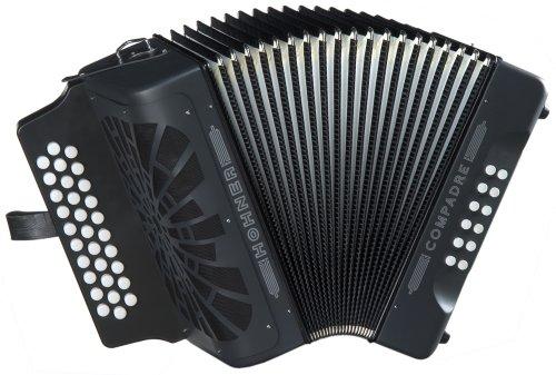 Hohner COGB Compadre 3-reihiges diatonisches Akkordeon - Key GCF